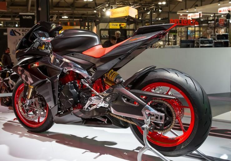 Мотоцикл Aprilia RS660