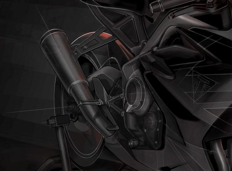Геометрия мотоцикла