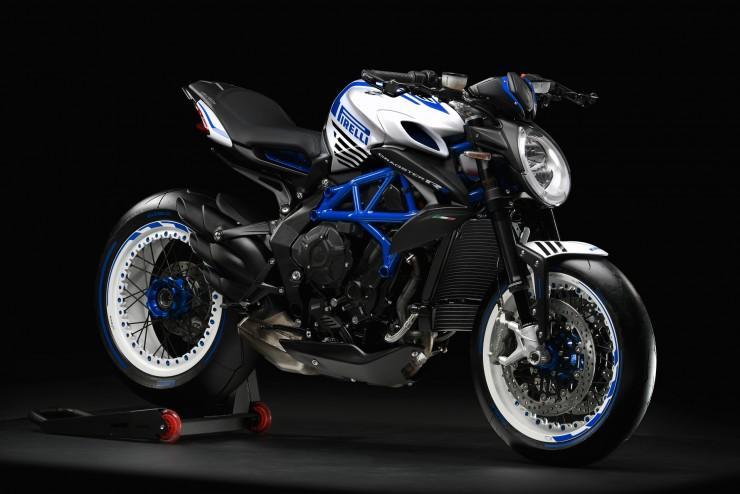 Мотоцикл Agutsa Dragster
