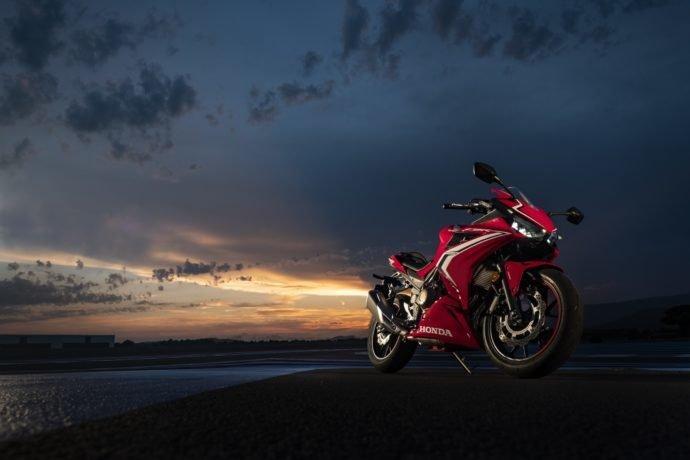 Мотоцикл Honda CB 500 R