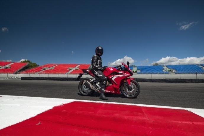 Кроссовый Honda CB 500 R