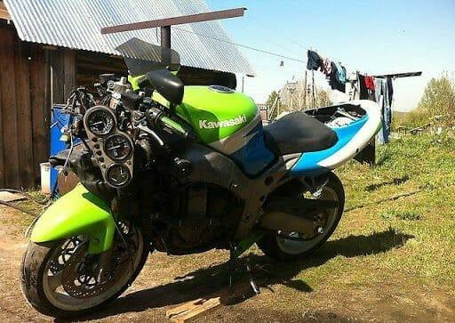 покупка бу мотоцикла