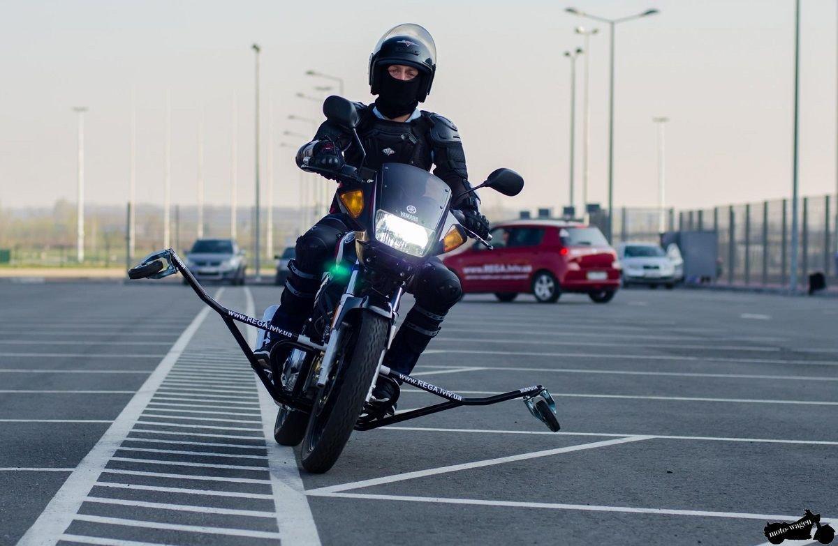 выбирать школу вождения мотоцикла